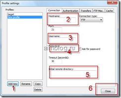 FTP-клиент в Notepad++