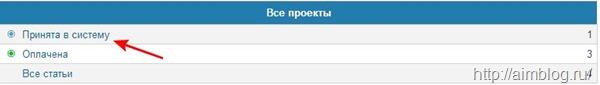 Продвижение  статьями биржа Миралинкс