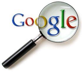 Поиск по сайту от google
