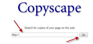 Servis copyscape