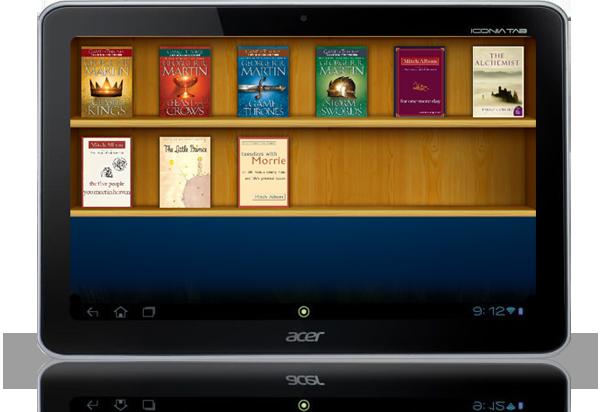 Обзор читалок для Android